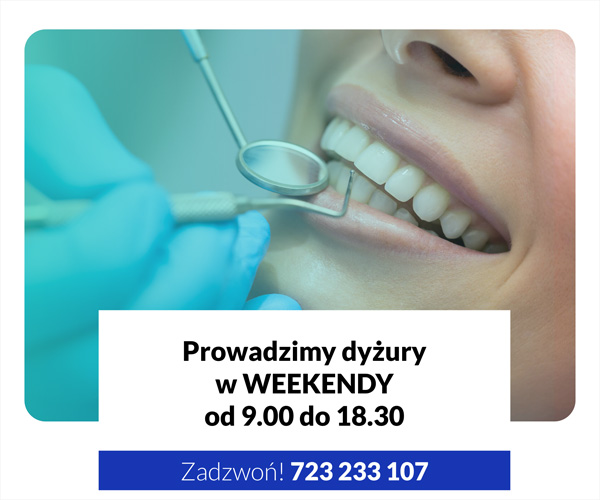Dyżury Weekendowe